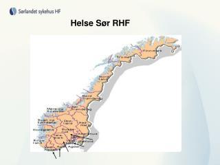 Helse S r RHF