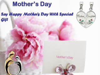 Mother's Day Special Offer