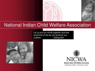 National Indian Child Welfare Association