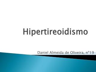 Hipertiroidismo I