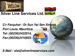 Silver Line Services Ltd.