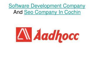 Seo company in cochin