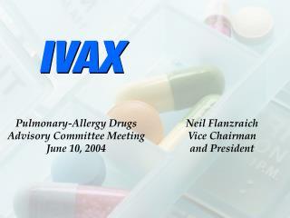 IVAX Corporation