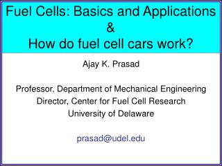 UD Fuel Cell Hybrid Bus Program