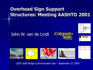 Overhead Sign Support Structures: Meeting AASHTO 2001