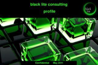 black lite consulting profile