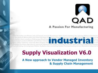 A New approach to Vendor Managed Inventory  Supply Chain ...