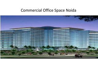 Commercial Office Space Noida