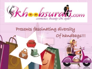 Handbags at Khoobsurati.com