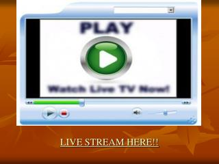live boxing !! manny pacquiao vs shane mosley live streaming
