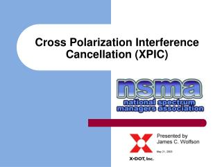 Cross Polarization Interference Cancellation XPIC