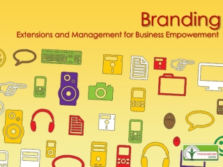 Branding - Extensions and Management for Business Empowermen