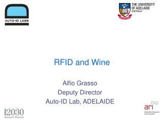 RFID and Wine