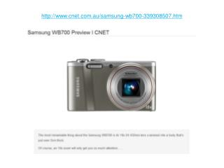 samsung wb700 preview