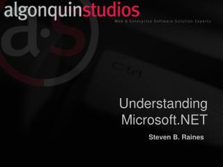 Understanding Microsoft