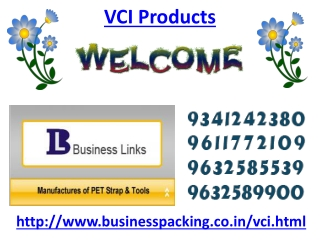 VCI Products