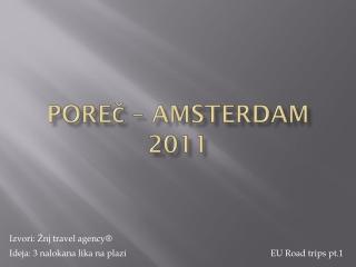 amsterdam2011 bez slika