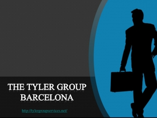 HOME, the tyler group barcelona