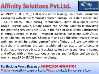new apartment in kolkata, b.t road ($$ affinityconsultant.co