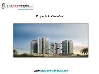 Property in Chembur @ 9555666555