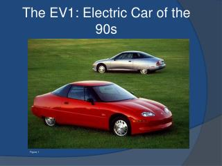 The EV1: Electric Car of the 90s