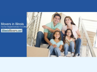 Illinois Movers offers you Very good Shifting Companies