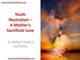 Youth Illustration - A Mother's Sacrificial Love
