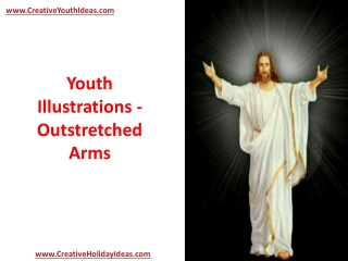 Youth Illustrations - Outstretched Arms