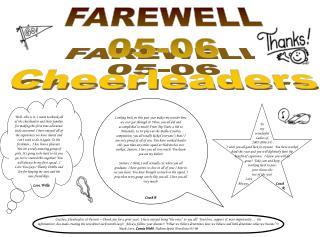 FAREWELL 05-06 Cheerleaders