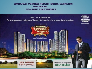 Amrapali Verona Heights