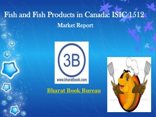 Fish and Fish Products in Canada: ISIC 1512