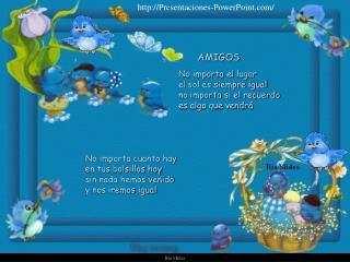 AMIGOS espanhol