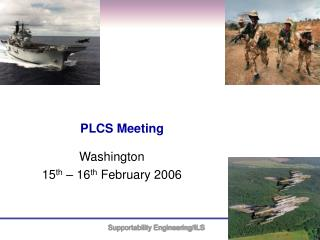 PLCS Meeting