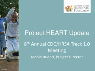 Project HEART Update