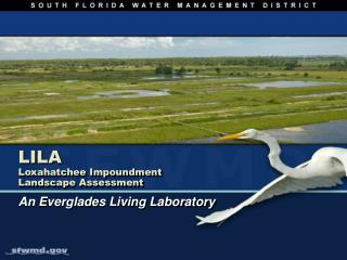 LILA Loxahatchee Impoundment Landscape Assessment