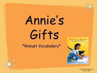 Annie s Gifts
