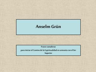 Anselm Gr