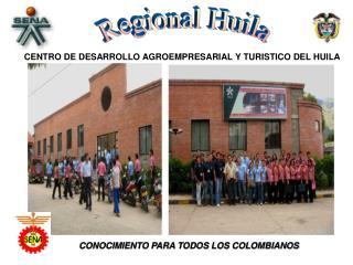 Regional Huila