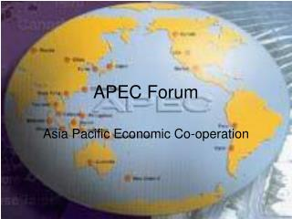APEC Forum