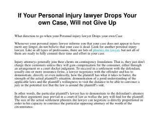 Dwi Lawyer Phoenix