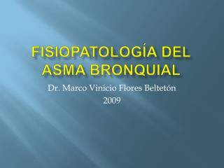 Fisiopatolog