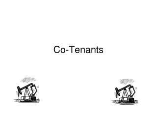 Co-Tenants