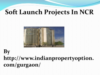Upcoming Projects In NCR Call 9650268727