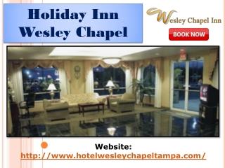Holiday Inn wesley chapel