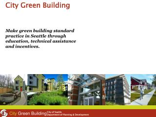 City Green Building