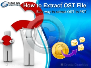 How to Extract OST File