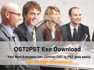 OST2PST Exe Download
