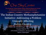 Yakima Indian Country Meth Initiative