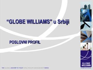 GLOBE WILLIAMS