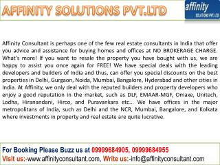 buy/sell dlf homes gurgaon+?+?affinityconsultant.com+?+? new
